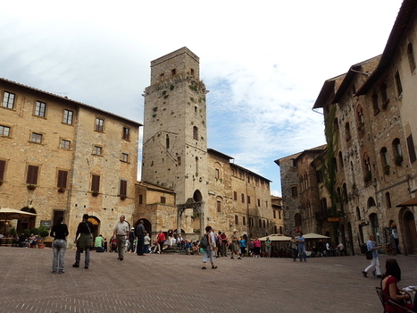 Why driving is the best way to explore Tuscany | Locanda la Pieve | Scoop.it