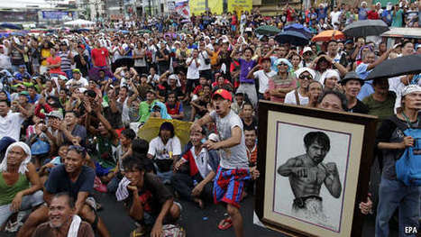 Filipino Politics: The unbeatable contender | Criminology and Economic Theory | Scoop.it