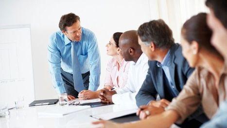 Un cadre passe en moyenne seize ans en réunion | Scoop it ! | Scoop.it
