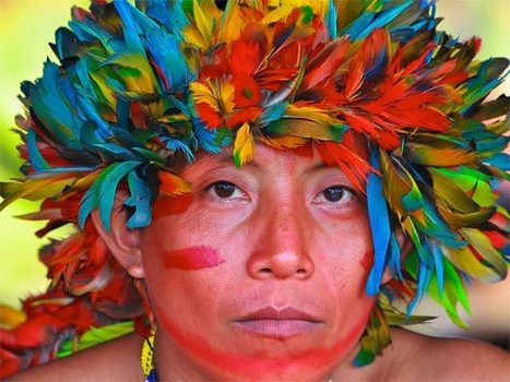 Data Collection By Indigenous People | Rainforest EXPLORER:  News & Notes | Scoop.it