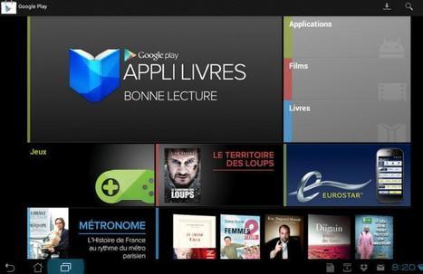 Google lance sa librairie numérique en France | 20 Minutes | Nouvelles des TICE | Scoop.it