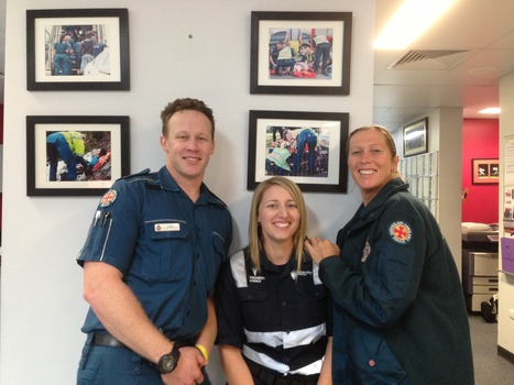 Paramedics | OHS in the workplace | Scoop.it
