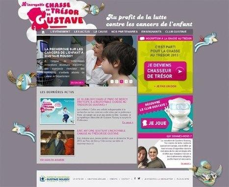 L'Institut Gustave Roussy lance une campagne pour lutter contre les cancers de l'enfant | Patient 2.0 et empowerment | Scoop.it
