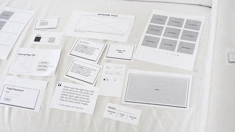 Dissecting Crayola's Website | UX Design Process | Scoop.it