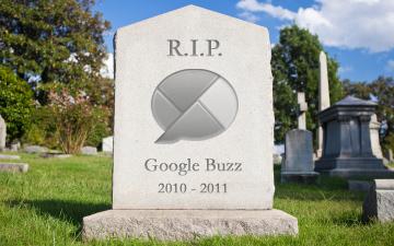 RIP Google Buzz | Google Sphere | Scoop.it