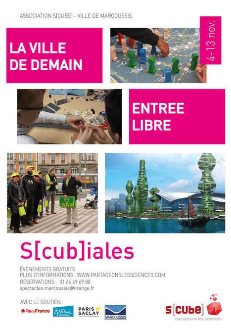 S[cub]iales : Ville de demain - S[cube]   Ambiances, Architectures, Urbanités   Scoop.it