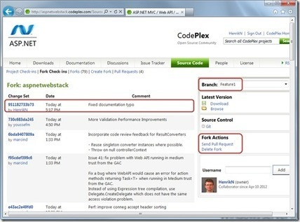 Contributing to ASP.NET Web Stack Source on CodePlex - Henrik's Blog - Site Home - MSDN Blogs | AspNet MVC | Scoop.it