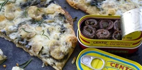 La pizza aux anchois va-t-elle disparaître? | INOVATEC | Scoop.it