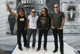 Un Concejal de Quito dice que Metallica tocará en el Parque Bicentenario   Metallica Band   Scoop.it