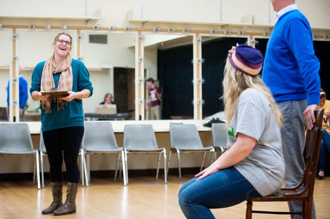 Marriage-minded musical lifts the veil on family ties - Columbia Daily Tribune   OffStage   Scoop.it