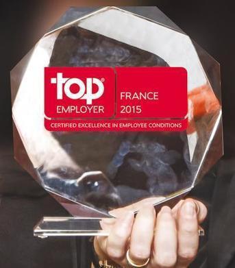 Certification Top Employers :  quel intérêt pour les entreprises ? | Développement durable, RSE, énergie, la nouvelle compétitivité durable | Scoop.it