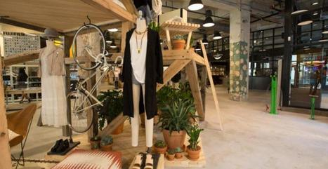 Flagship Urban Outfitters : Les 4 piliers de l'expérience magasin Y - melty.fr | Retail and consumer goods for us | Scoop.it