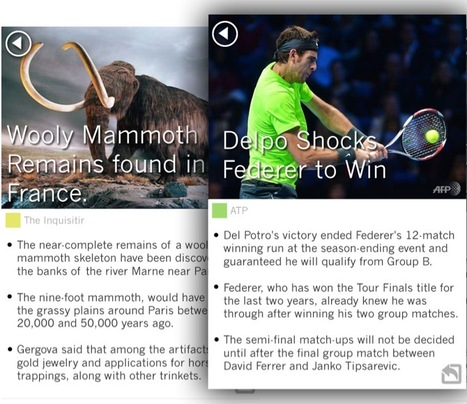 News Discovery: Get Summarized Stories in Bullet Point Summaries with Clipped | Content Curation World | Scoop.it