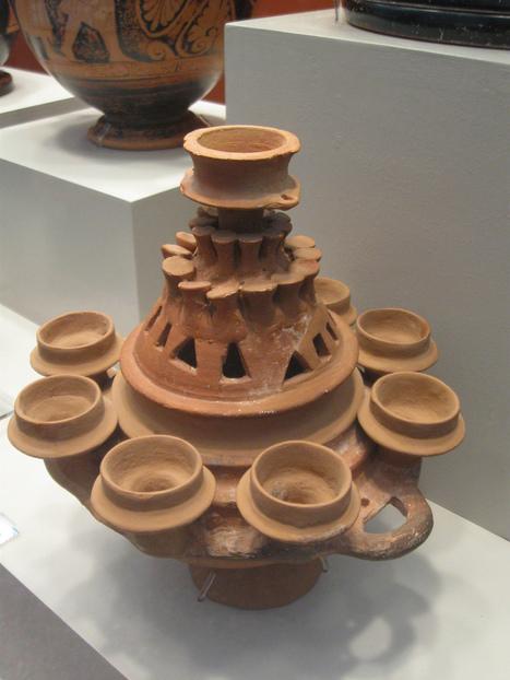 Les vases votifs des mystères d' Eleusis | L'actu culturelle | Scoop.it
