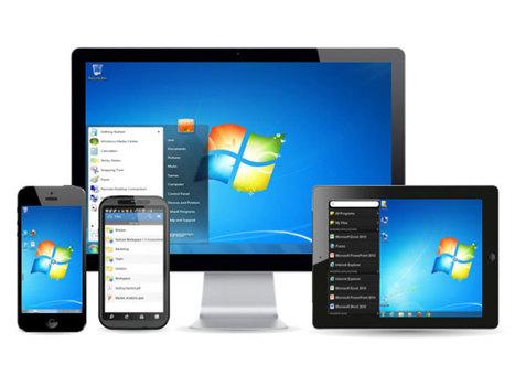 VMware lance Horizon DaaS, son poste de travail dans le cloud | VMware | Scoop.it