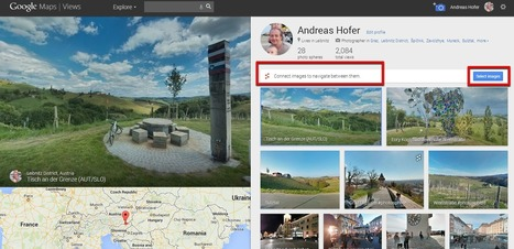 G-learning: How to create a tour with photospheres and embed it into a website or blog | glearning | Scoop.it