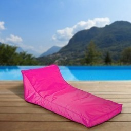 How to add color to your pool deck with bean bag loungers | Furniture | Scoop.it