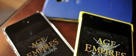 New Gameplay Teaser Announces Age of Empires for Windows Phone   Windows Mobile App Mart - Windows Mobile Phone News   Scoop.it