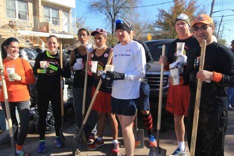 The Lakota Five: Young Pine Ridge Marathon Runners Leave a Lasting Impression on New York City | Upsetment | Scoop.it