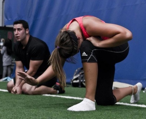 Overtraining: Here's how to deal with a new problem 'unexplained underperformance syndrome' | Sports | Scoop.it