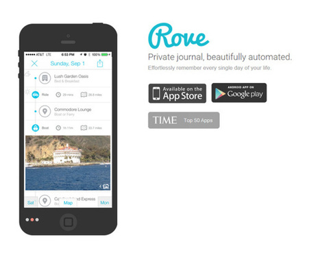 TripAdvisor rachète Rove pour enrichir son application mobile   Communicare ad Tourisme   Scoop.it