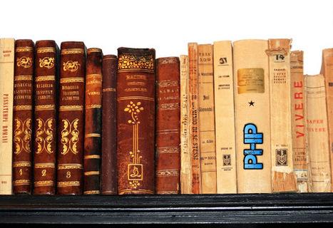 7 Best PHP Books A Web Developer Must Read | PHP Development | Scoop.it