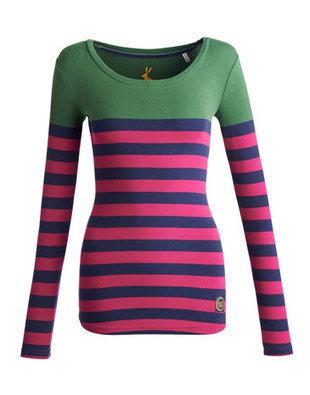 Joules Gina Womens Jersey - Elida Stripe Ruby Bracken | Super HIT BRANDS | Scoop.it