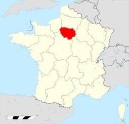 À la découverte de la France ! Étape nº13 : Région Île-de-France | French, Paris, France | Scoop.it