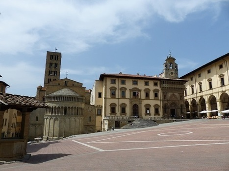 Arezzo: another Tuscany to discover | Italia Mia | Scoop.it