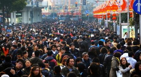 China Population Structure Change Demands Economic Reform | Geography | Scoop.it