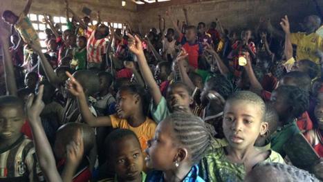 Centrafrique: le travail des humanitaires de plus en plus laborieux - RFI | YetiYetu | Scoop.it