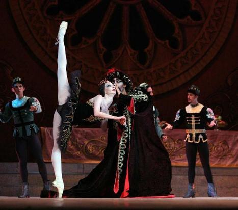 BALLET: Gira del Ballet Nacional de Cuba por España (6 septiembre al 1 diciembre). | Terpsicore. Danza. | Scoop.it