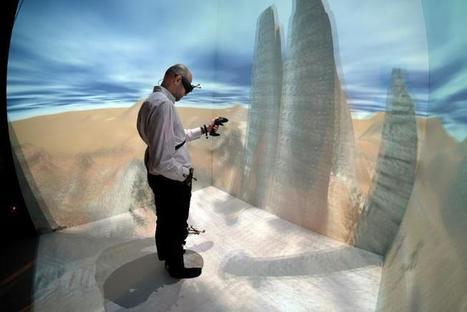 Marseille: et si l'on traitait nos phobies grâce aux images 3D   Innovation et technologie   Scoop.it
