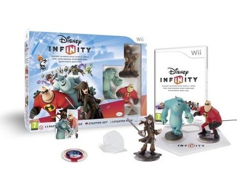 Giveaway Pack Disney Infinity pour Wii... - Le journal d'une mère... débordée ! | femme active | Scoop.it