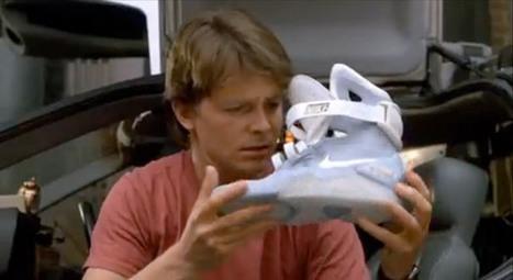 Nike Air Mag le scarpe di Ritorno al Futuro | ToxNetLab's Blog | Scoop.it