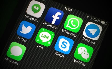Les messageries instantanées, nouveaux territoires de la relation client? | Marketing de Destination | Scoop.it