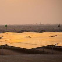 La Mauritanie inaugure sa première centrale photovoltaïque d envergure | Actualités Afrique | Scoop.it