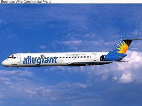 Low-cost carrier Allegiant Air is expected to announce Tuesday it will start ... - Cincinnati.com | Aviation | Scoop.it