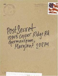 PostSecret Founder Frank Warren at TED | The Browse | Scoop.it