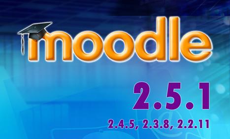 Actualizaciones de Moodle: 2.5.1, 2.4.5, 2.3.8 y 2.2.11 | Blog de informática y tecnología | Consultoría Informática | Tecnología Educativa S XXI | Scoop.it