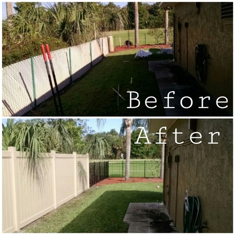 Spring is Coming, Time to Consider a New Fence | Florida Living in Brevard & Beyond | Scoop.it