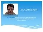 W. Curtis  Shain | W. Curtis Shain | Scoop.it