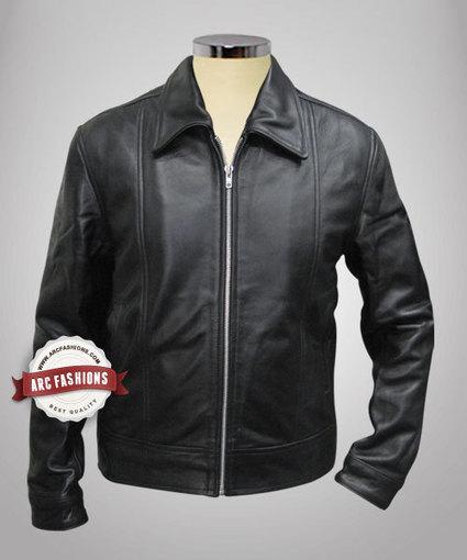 Californication Jacket Season 5 - Black Hank Moody Jacket | Current Fashion Updates - 2015 | Scoop.it