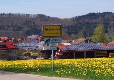 Wildpoldsried, la petite ville allemande qui produit un surplus d'énergie de 500 % - Les-SmartGrids.fr | Communiqu'Ethique sur les initiatives locales pour changer (un peu) le monde | Scoop.it