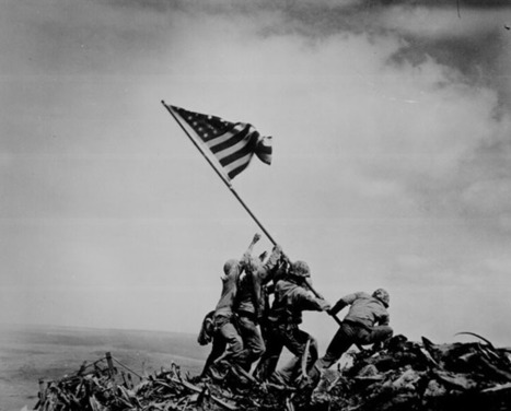 Photographer Joe Rosenthal Shares the Story Behind 'Raising the Flag on Iwo Jima' | xposing world of Photography & Design | Scoop.it