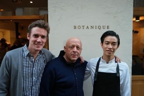 Botanique Restaurant, nouvelle adresse food d'Oberkampf - | Gastronomie Française 2.0 | Scoop.it
