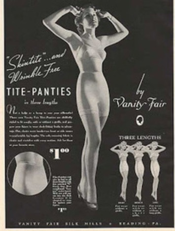The History of Vanity Fair Lingerie | Antiques & Vintage Collectibles | Scoop.it
