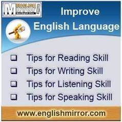 Phonetics I: Alphabetical word building - English Mirror | Online English Study | Scoop.it