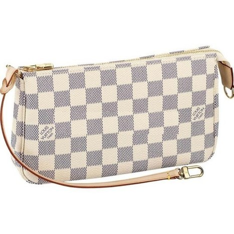 Louis Vuitton Outlet Pochette Accessoires Damier Azur Canvas N51986 For Sale,70% Off | Louis Vuitton Outlet Online Deutschland_lvbagsatusa.com | Scoop.it