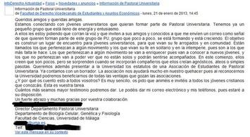 Im-Pulso: Gracias al PP, España recupera el catolicismo que tantas ... | Partido Popular, una visión crítica | Scoop.it